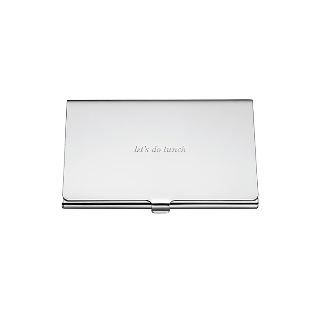 With this Kate Spade case ($20), you'll always be sure to score that lunch date.