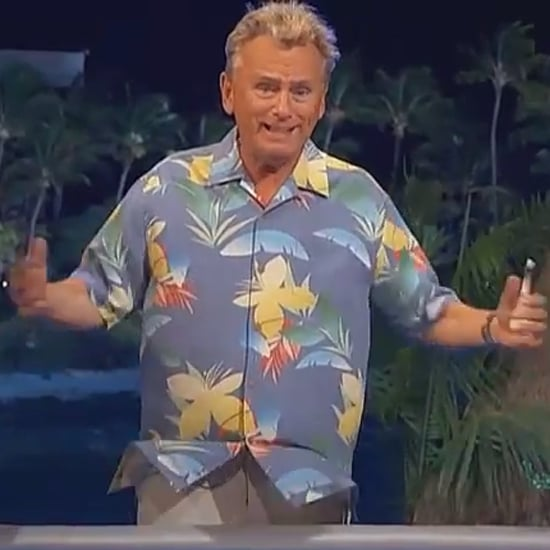 Pat Sajak Is Baffled by Horse Guesses on Wheel of Fortune