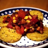 Vegan and Gluten-Free Polenta and Beans