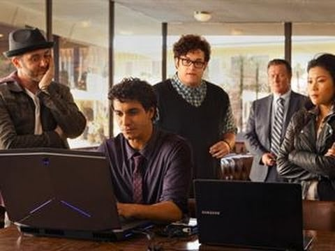 Watch the Trailer For Scorpion