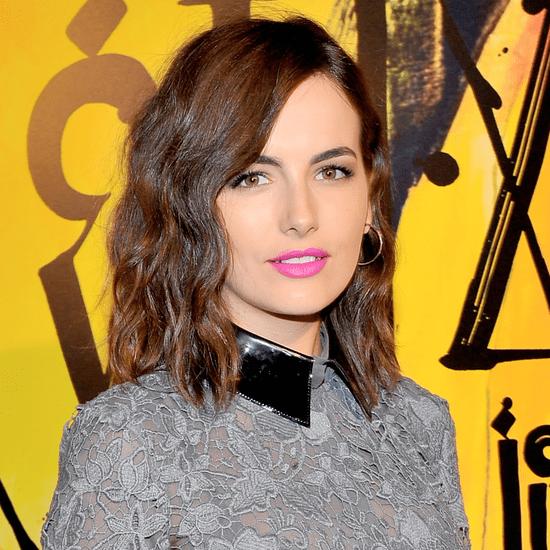 Hot-Pink Lipstick Trend on Celebrities