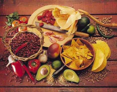 Come Party With Me: Cinco De Mayo - Menu (Main)