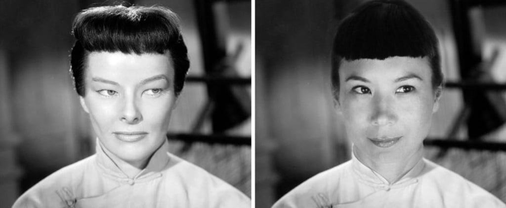 "1 Blogger Is ""Correcting Yellowface"" by Transforming Into Whitewashed Asian Movie Characters"