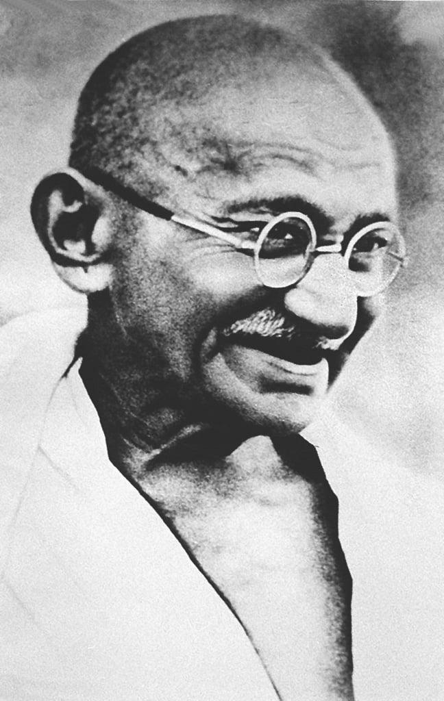 The Real-Life Mahatma Gandhi