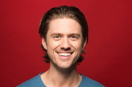 """Aaron Tveit Reminisces About """"Gossip Girl,"""" """"Wicked,"""" And Other Roles"""