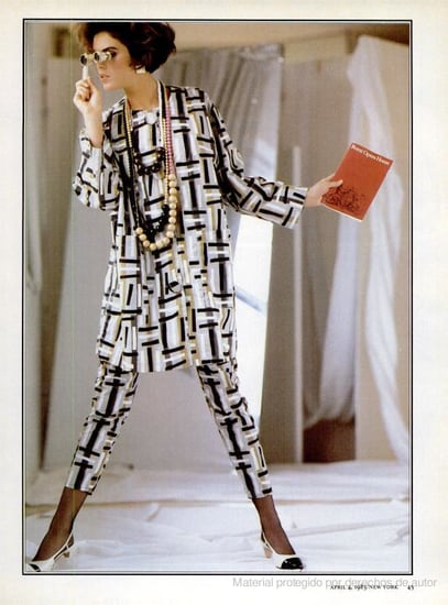 A Selection of Anna Wintour's New York Magazine Spreads from the Early '80s