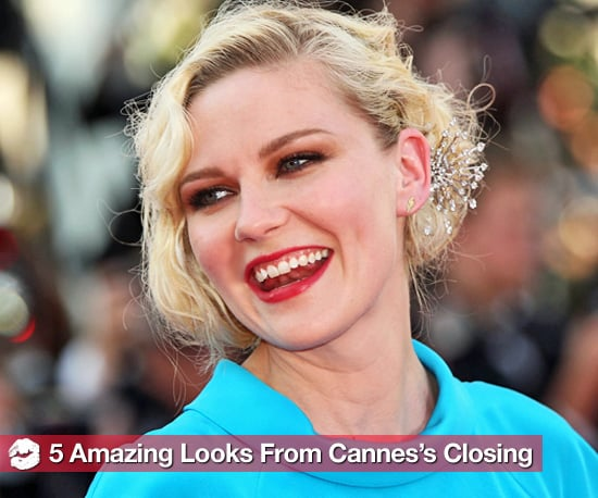 Cannes Closing Ceremony Pictures