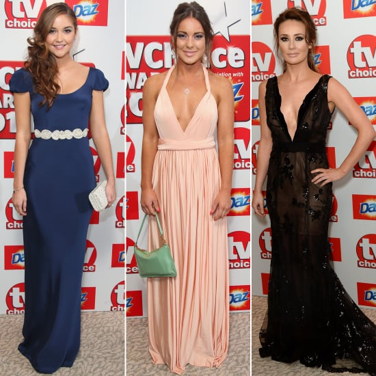 Best Dressed at the TV Choice Awards