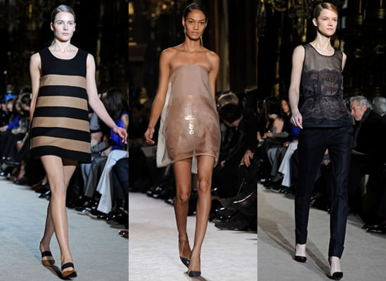 Photos of Stella McCartney's Autumn Collection at Paris Fashion Week
