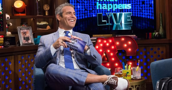 Andy Cohen Promises The Bravos Won't Include 'Boring Categories' From Other Awards Shows