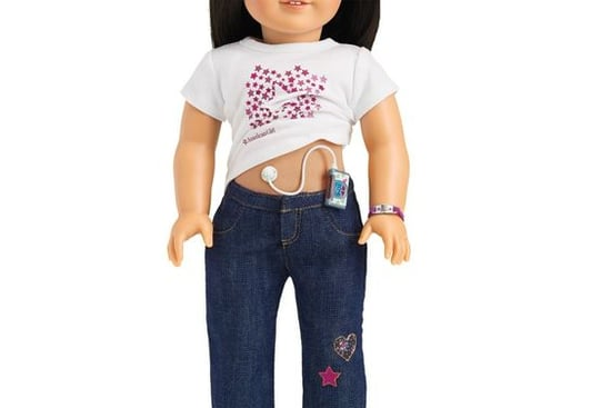 American Girl Has Created a Diabetes Care Kit for Dolls