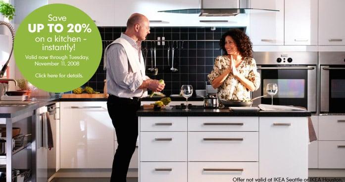 Ikea Kitchen Sale Minimum Purchase