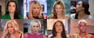 Everything You Feel While Watching The Real Housewives
