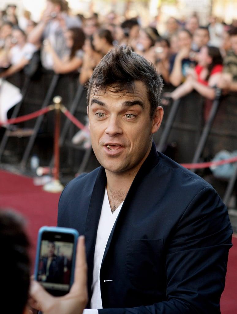 2009: Robbie Williams