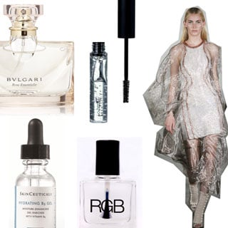 Clear and Transparent Nail Polish, Brow Gel and Lipgloss From MAC,Laura Mercier and More