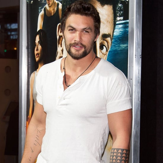 Jason Momoa Younger: Jason Momoa As Aquaman Pictures