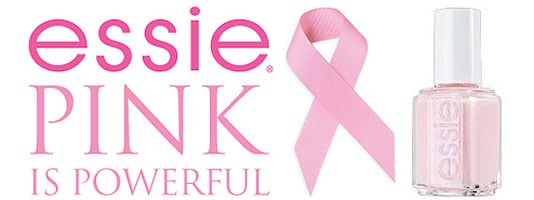 Think Pink:  Essie Pink Is Powerful Nail Polish