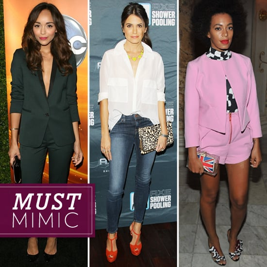 Turn Up the Heat in This Week's Inspiring Celebrity Looks