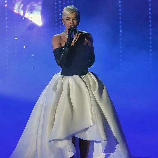 Rita Ora Performs at the Oscars 2015