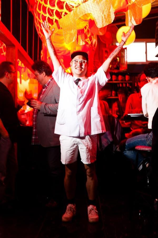 Rising Star Chef of the Year: Danny Bowien