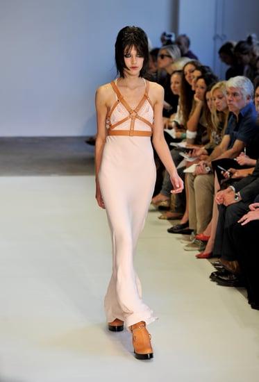 Spring 2011 London Fashion Week: Marios Schwab