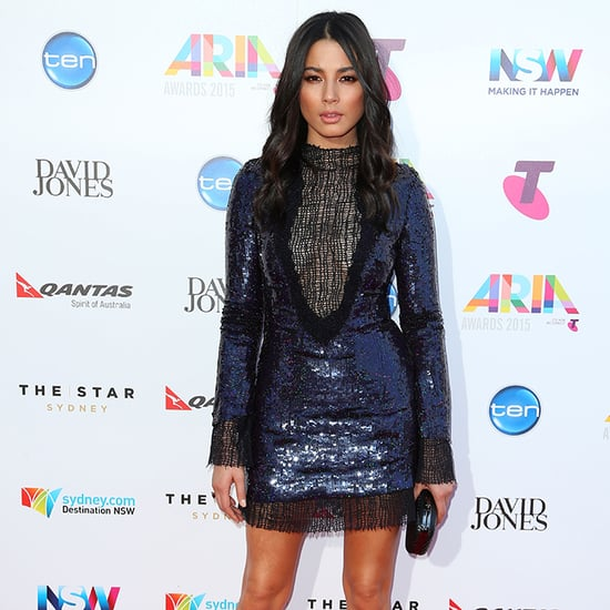 Celebrity Red Carpet Dresses at the ARIA Awards 2015