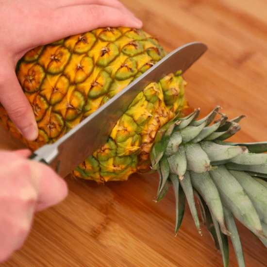 Pineapple Cutting Hack