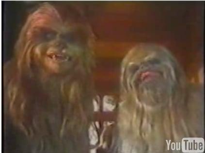 Flashback: Weird Star Wars Holiday Special