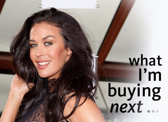 What I'm Buying Next With Megan Gale: See what the Supermode's Buying Next - Isola, Miu Miu, Isola, Marc Jacobs, Willow & More!