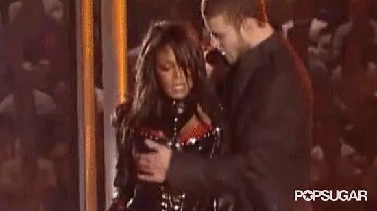 """Your jaw dropped during Janet Jackson's """"wardrobe malfunction."""""""