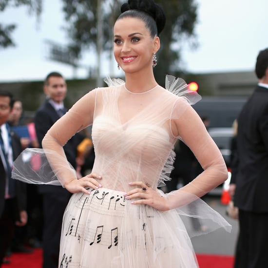 2014 Grammy Awards Style: Katy Perry In Valentino