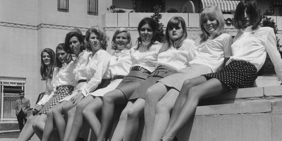 The Miniskirt: An Evolution From The '60s To Now