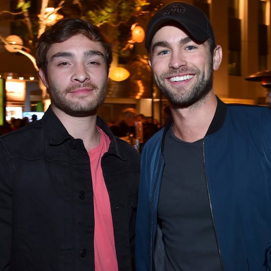 There Was a Very Good-Looking Gossip Girl Reunion Over the Weekend