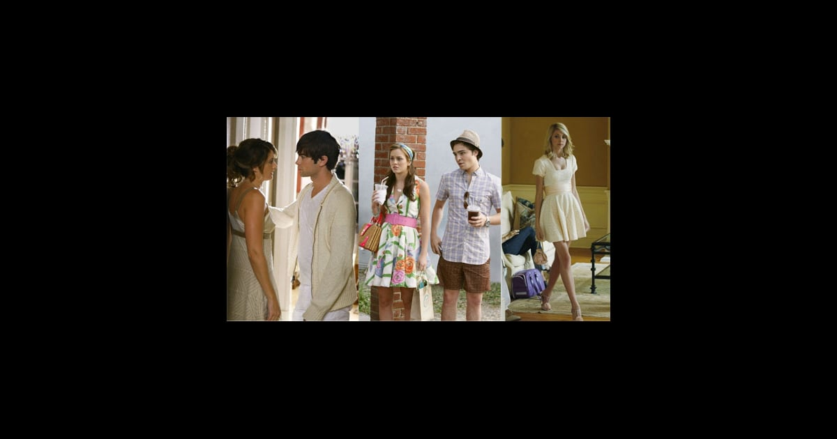 Gossip girl summer kind of wonderful full episode