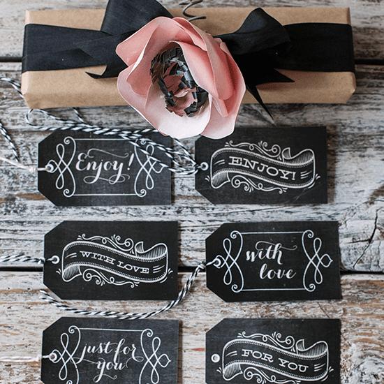 Free Printable Wedding Favors