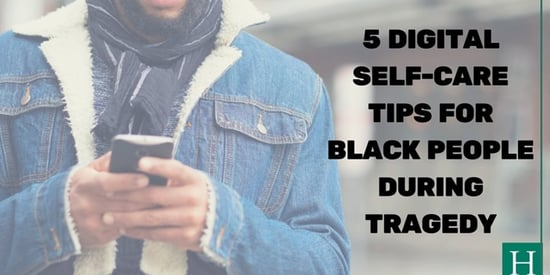 5 Self-Care Practices Black People Can Use While Coping With Trauma