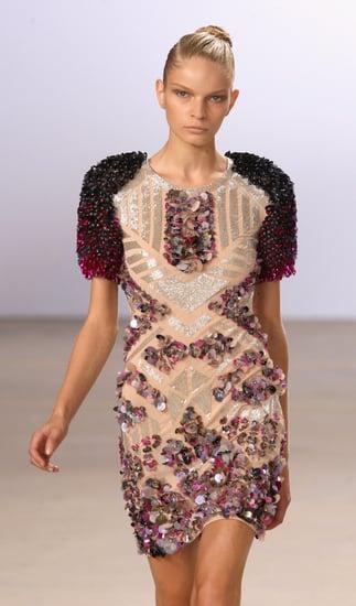 London Fashion Week: Matthew Williamson Spring 2010