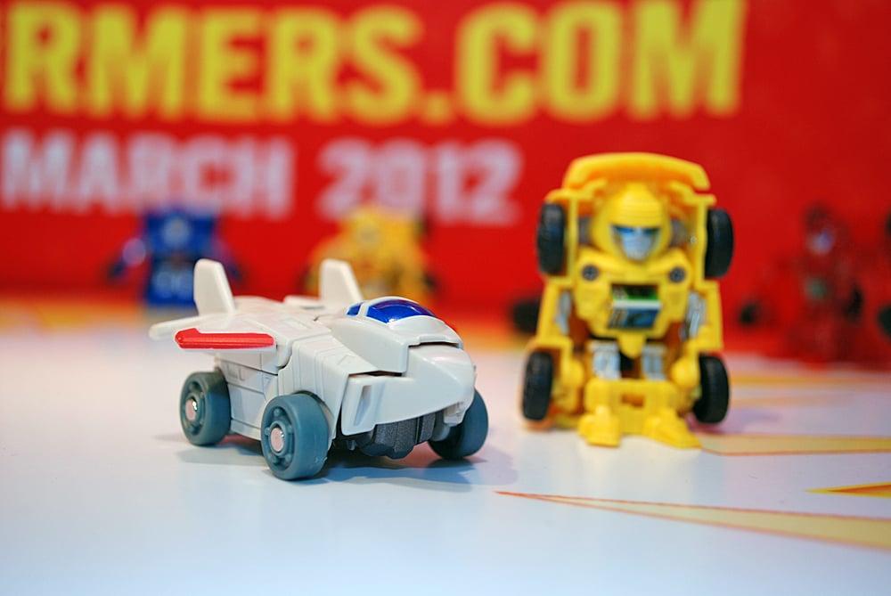 Transformers BotShots