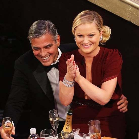 Iconic Celebrity Golden Globe Pictures