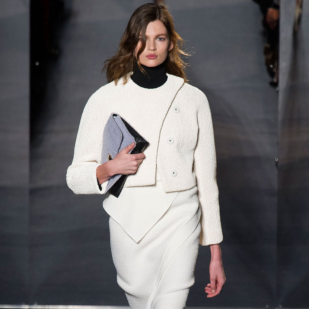 Proenza Schouler's Fall 2013 runway made it clear: the day clutch will be the accessory to have this coming Fall.