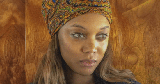 Tyra Banks Shares First Photo Of Newborn Son