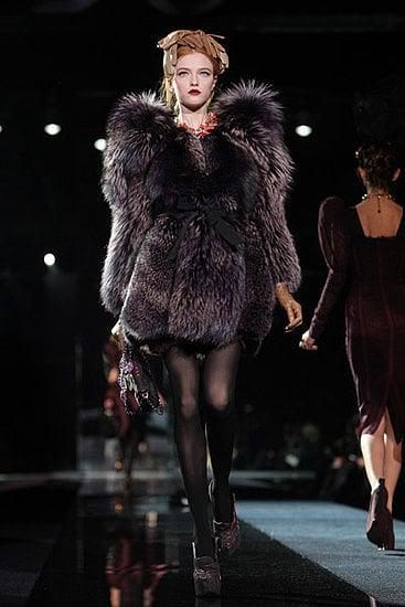Dolce & Gabbana Fall 2009