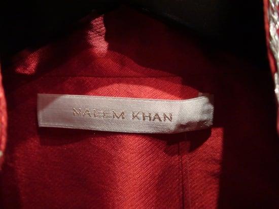 In The Showroom: Naeem Khan Spring 2009