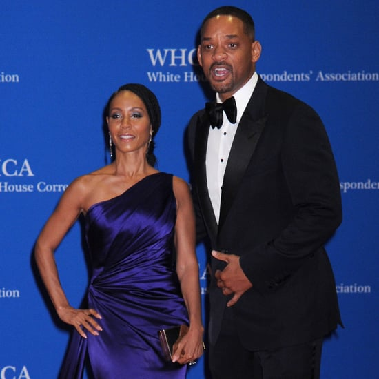 Will and Jada Pinkett Smith at White House Dinner 2016