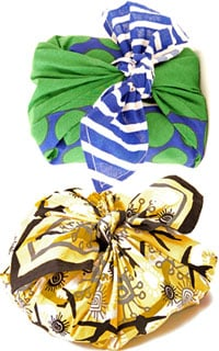 Lush Knot Wrap Eco-Friendly Wrapping