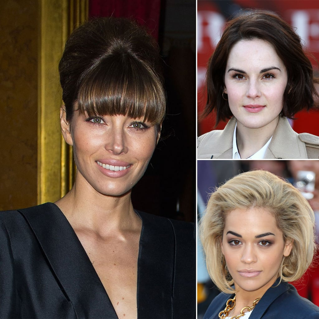 Stars Show Off On-Trend Beauty Looks at London Fashion Week