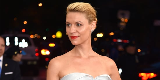 Claire Danes' Met Gala Dress Completely Transformed With The Lights Off