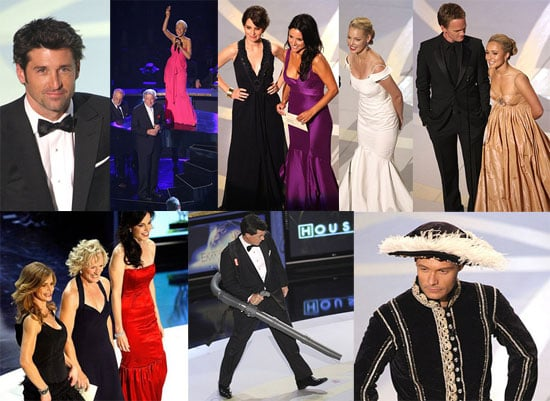 It Was A Very Well-Rounded Emmy Show