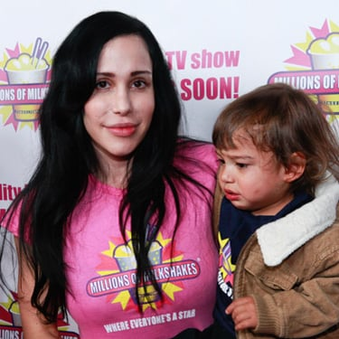 Octomom Nadya Suleman on Oprah