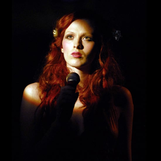 Karen Elson and Beck Fleetwood Mac Cover